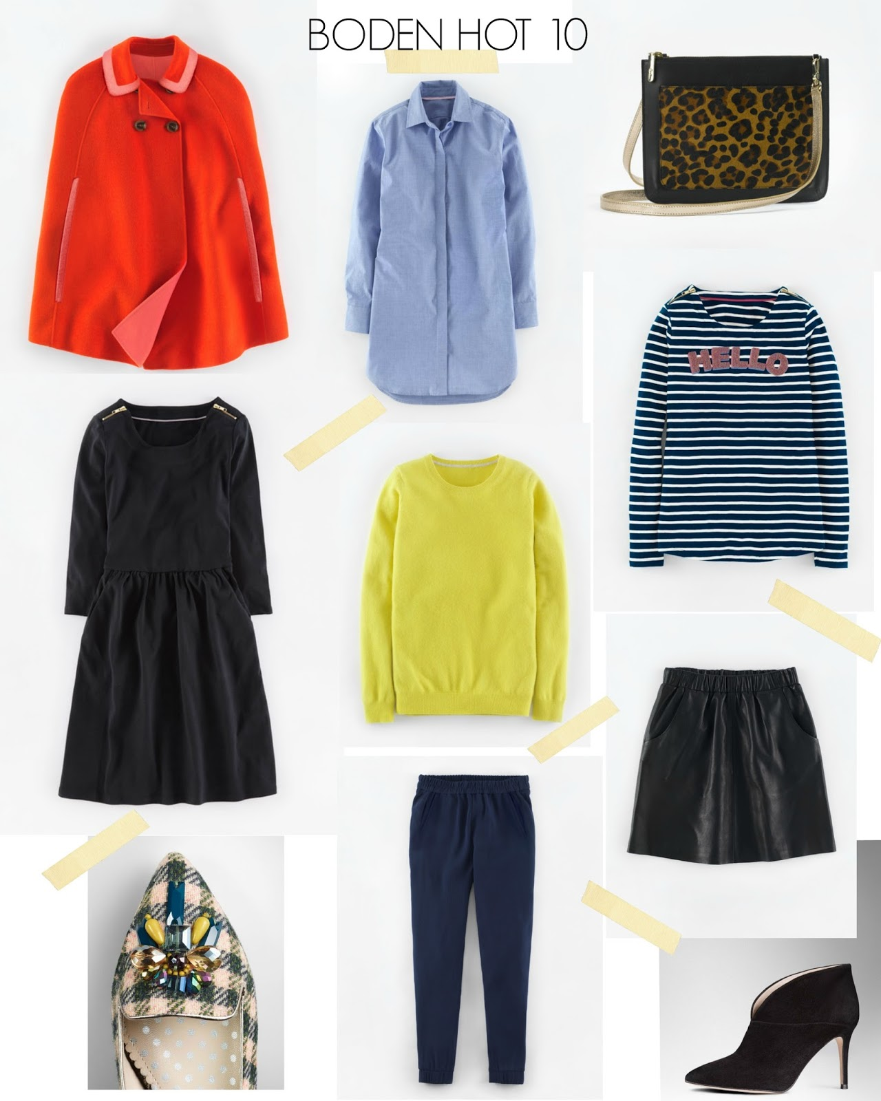 mamasvib, V. I. BUYS: My Boden Top Ten - so hot you'll need to to quick to click…, boden top ten, fashion editors boden picks, new season, hot buys