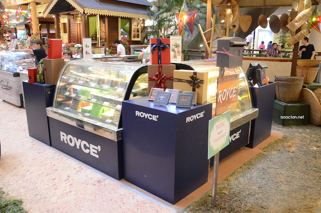 Indulge in Royce chocolates