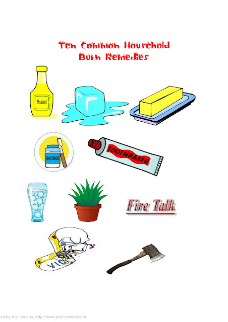 household-burn-remedy