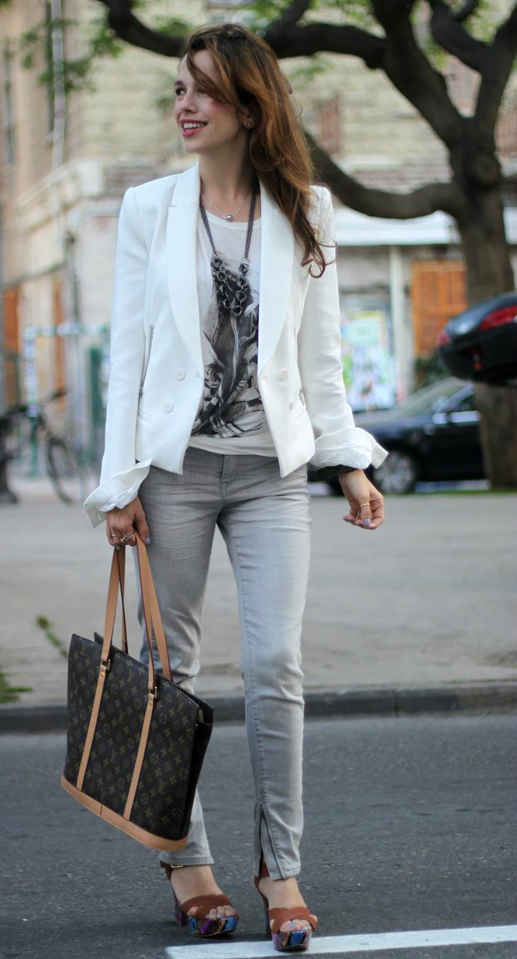 effortless look, casual, street-style