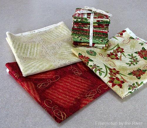 Tis the season fabrics