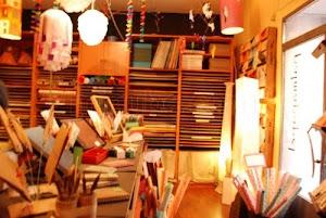 Si os encantan las papelerías como a mi y os comprariais todo...este es vuestro sitio!!!