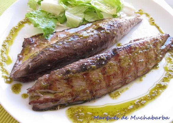 las recetas del marqu s de muchabarba filetes de melva a