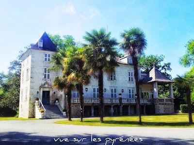 le château d'idron #patrimoine,#béarn,#idron