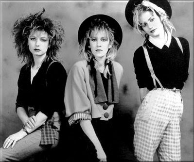 Fashion Design Studio Journal Bananarama In The 80s