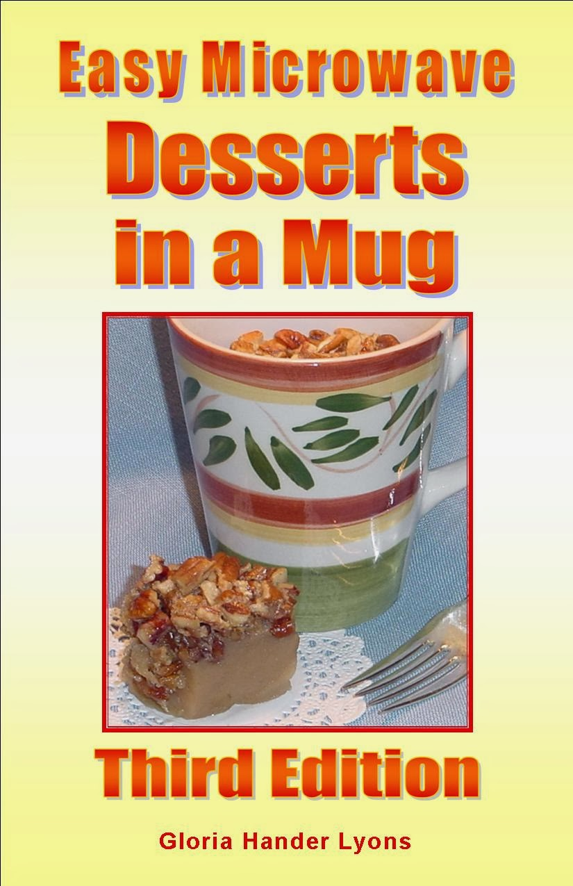 You Might Also Enjoy: Easy Microwave Desserts in a Mug, Third Edition