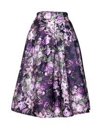 Model dan desain rok pendek wanita remaja motif bunga terbaru