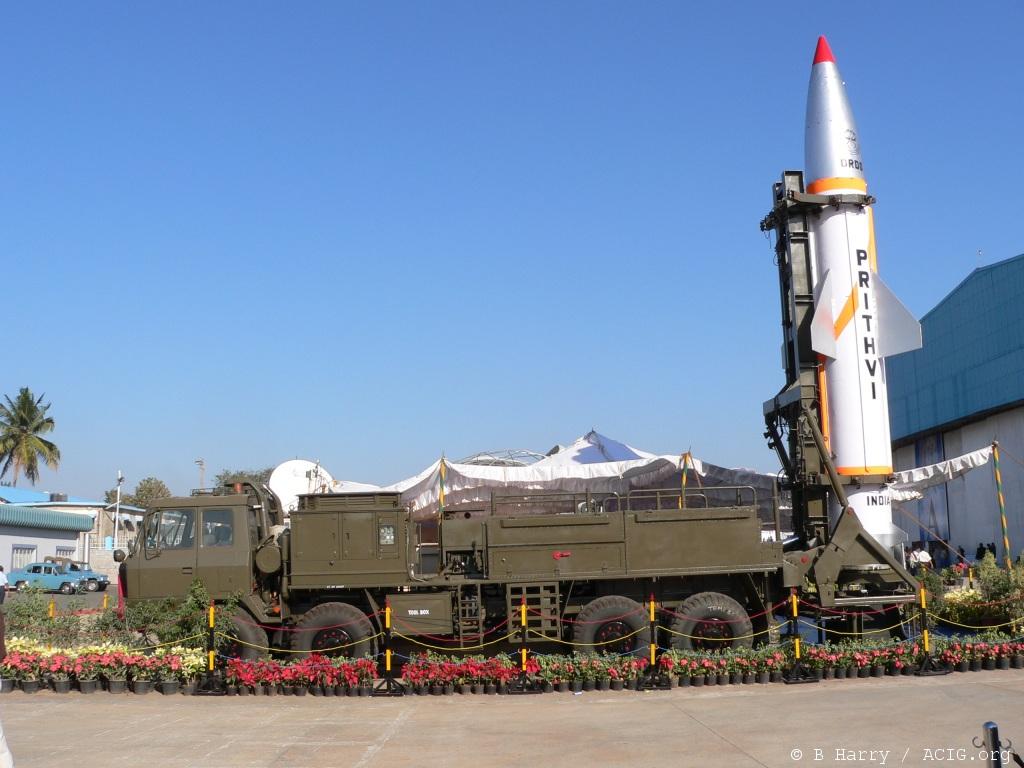 ترسانات الأسلحة للعام 2012 - صفحة 3 Prithvi+ii