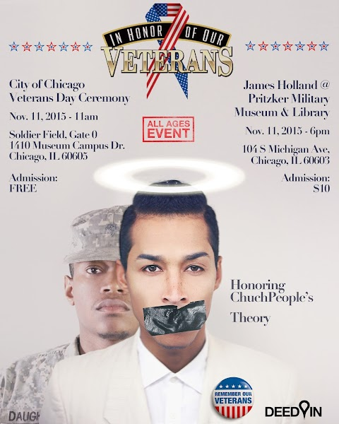 UPCOMING EVENT: Sir the Baptist & ChuchPeople Honor Our Veterans