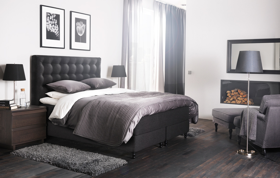 boxspringbetten jetzt auch bei ikea. Black Bedroom Furniture Sets. Home Design Ideas