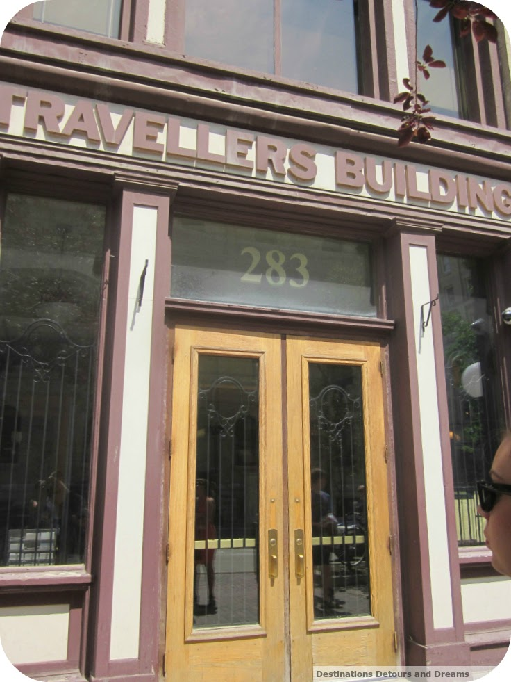 Travellers Building