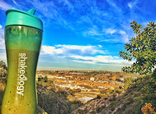 San Diego view, Shakeology