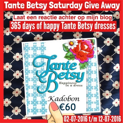 Give away Tante Betsy bon