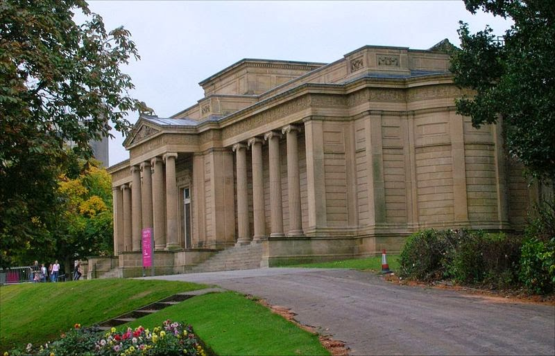 Mappin Art Gallery and City Museum, Weston Park, Sheffield