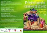 IV Festival Estadual de Contadores de Histórias