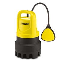 Pompa zanurzeniowa do wody brudnej Karcher