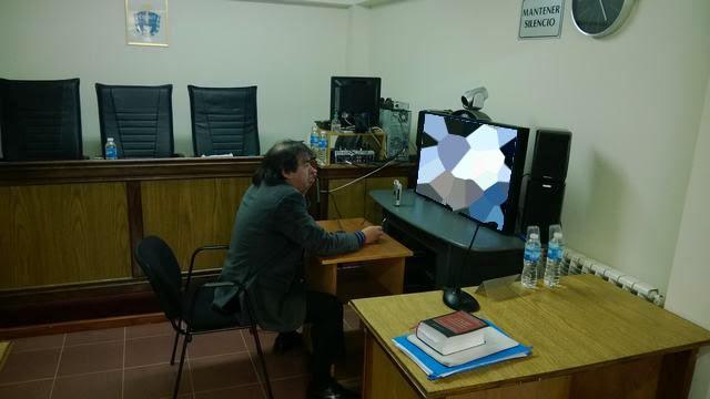 Oficina judicial sarmiento entrevista por videoconferencia for Oficina judicial