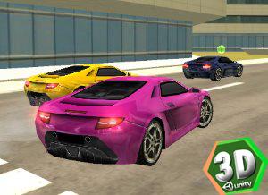 Sokak yarışı 3D