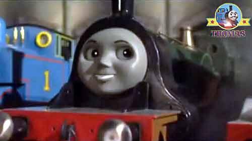 thomas and friends emily the tank engine as good as gordon train