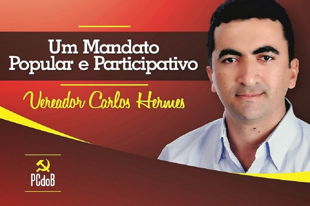 Blog do Vereador Professor Carlos Hermes