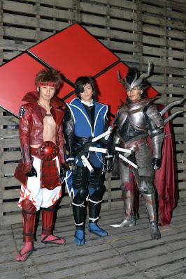 Sengoku Basara Live-Action TV Series Announced