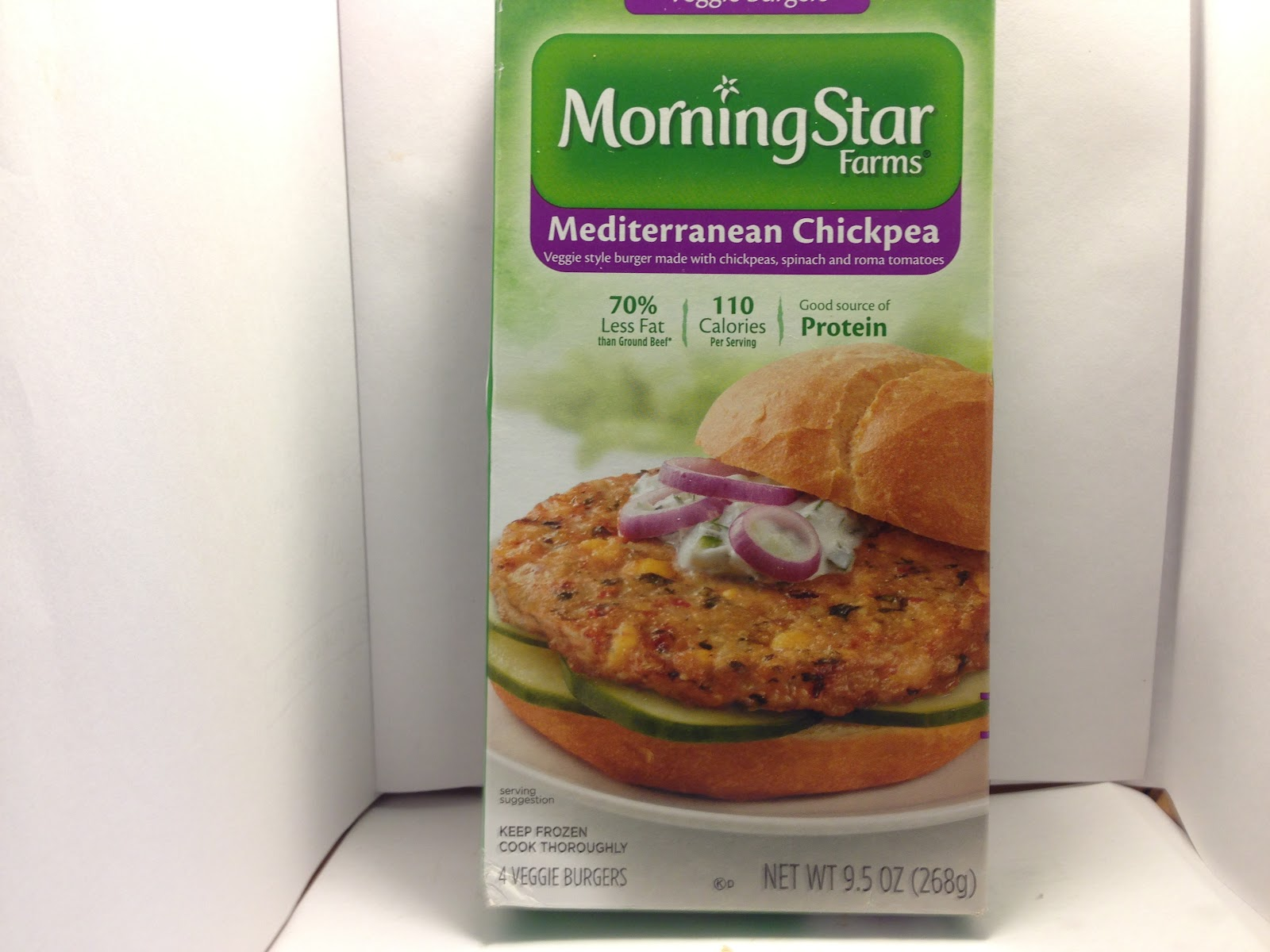 Veggie Burger Nutrition Facts Morningstar Nutrition Ftempo