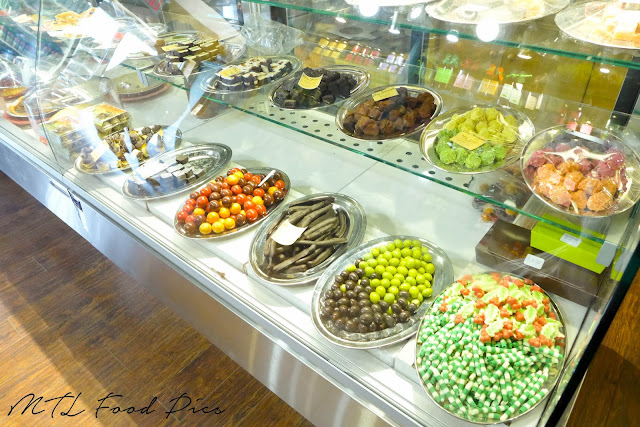 Chocolate, Truffles, Gelee - French Ottawa