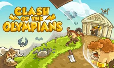 Clash of the Olympians Download Free, Clash of the Olympians apk download, Clash of the Olympians android game, Hercules Games, Freeware apps android