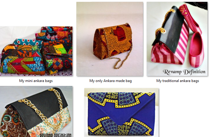 Best ankara bags and purses