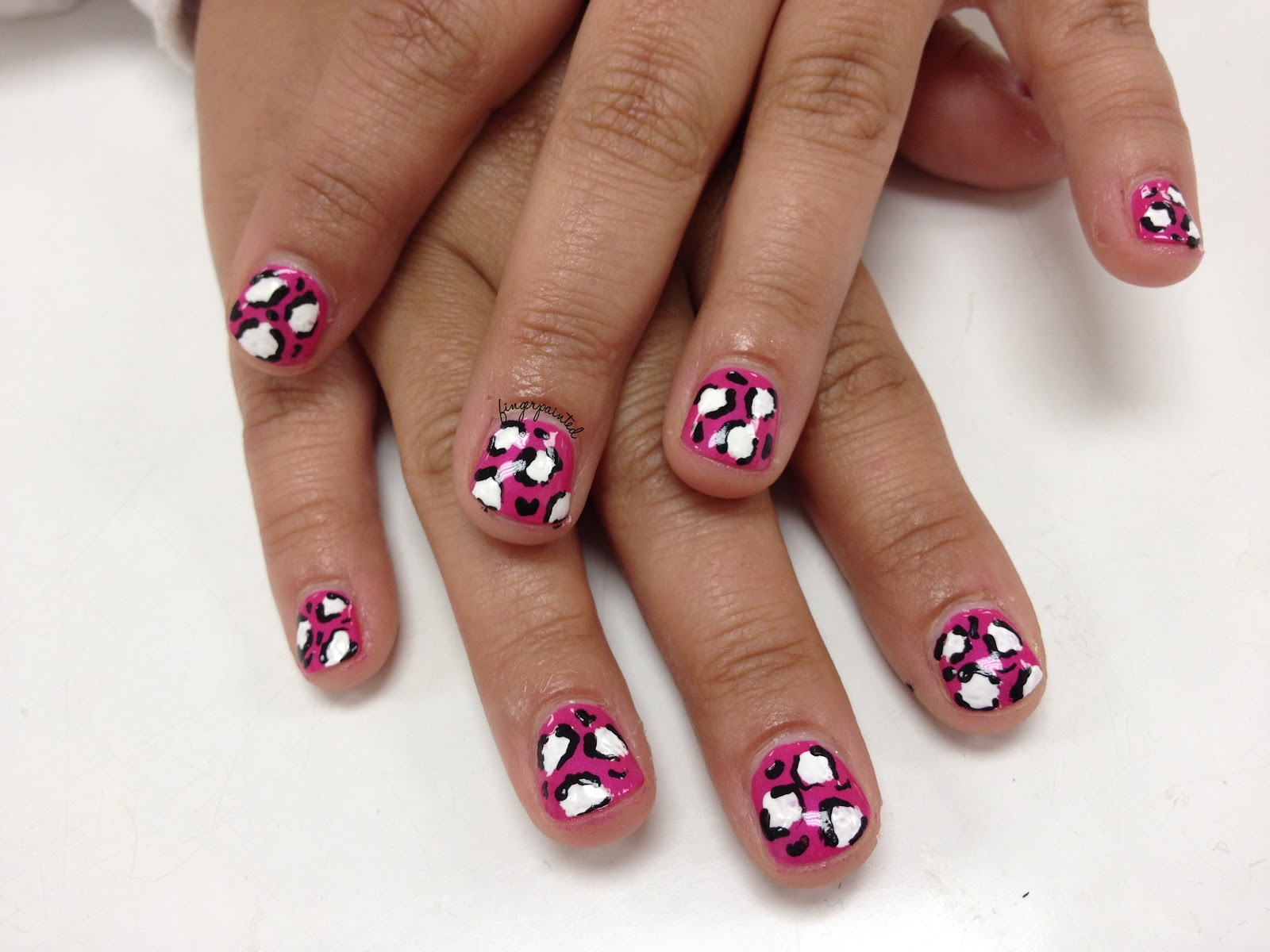 nail tech coloring pages - photo #46