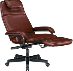 Power Rest Reclining Office Chair