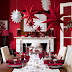 The Bloomin' Couch: Quick Christmas table decoration inspiration!