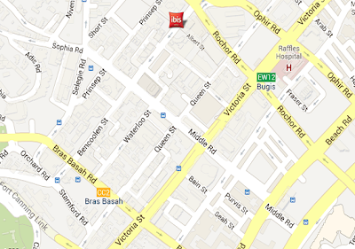 Ibis Hotel Address Map