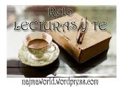 Reto lecturas y té