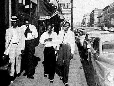 Elmore James, Sonny Boy, Tommy McClennan, Little Walter (Chicago - 1953)