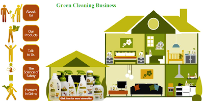 Green Cleaning Business