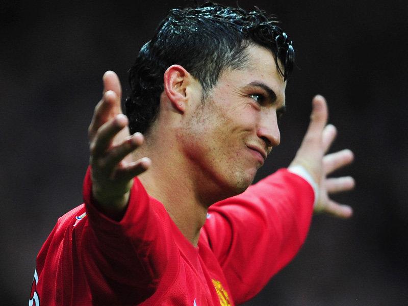 Taukirknalo Cristiano Ronaldo Hairstyle 2010