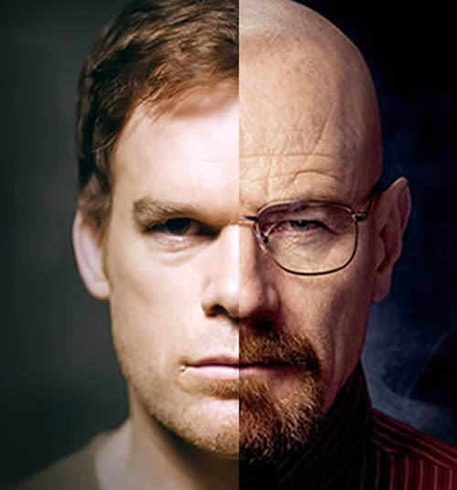 dexter vs breaking bad the american The american dream: dexter vs breaking bad the concept of the american dream has been around us since the foundation of america and is largely what forms it this ideal embraces fundamental freedoms that are endowed to each person.