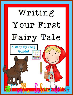 TPT Back to School Best and Most, My First Fairy Tale, photo