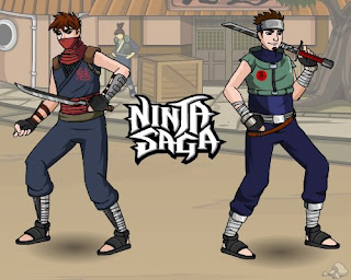 Cheat Ninja Saga Recruit NPC Terbaru 2013