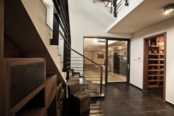Diseño de interiores & arquitectura: la esplendida casa szb
