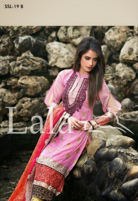 sana samia spring lawn collection by lala 3
