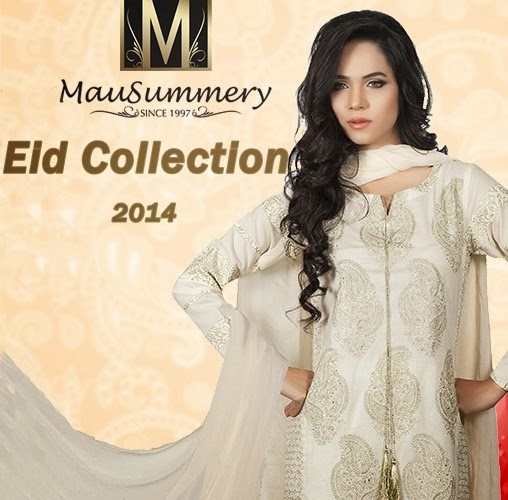 Mausummery Eid Collection 2014