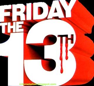 5 Fakta Mistis Friday 13th