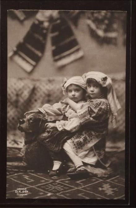 Copii la fotograf