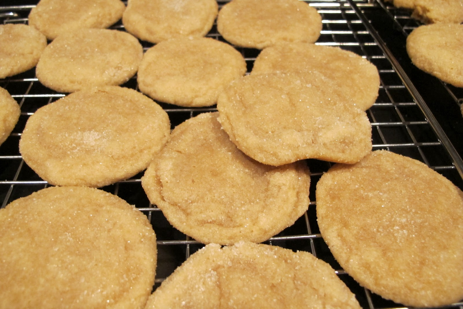 Keeping it Vermont: Maple Syrup Cookies