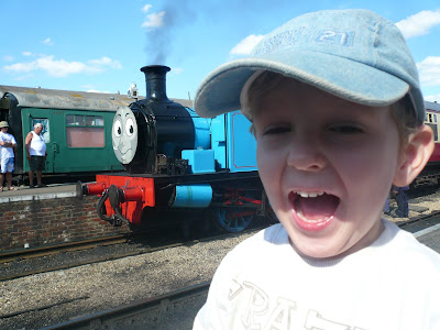 Thomas The Tank Engine Nene Valley