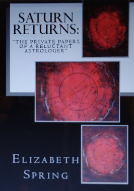 "New Book just released!~""Saturn Returns; The Private Papers of a Reluctant Astrologer"""