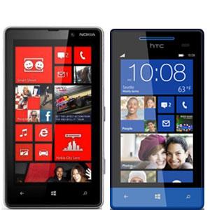Nokia Lumia 820 vs HTC Windows Phone 8S