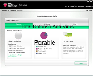 Total Defense Antivirus Removal Tool Portable Patch Serial Number Free Download